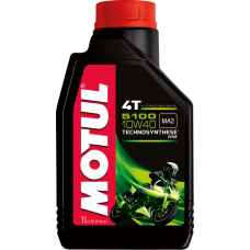 Λάδια Motul 10W40 5100  Technosynthese®